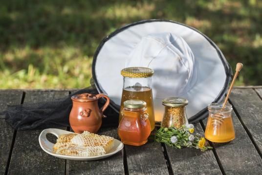 miele da apicoltori locali
