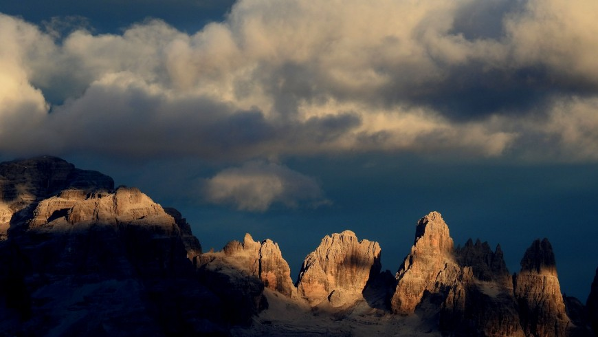 Panorami del Parco Adamello Brenta