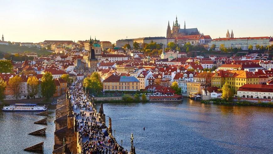 praga, repubblica ceca, è una delle città più green d'europa