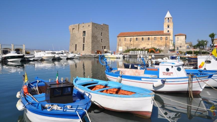 Acciaroli, antico borgo di pescatori