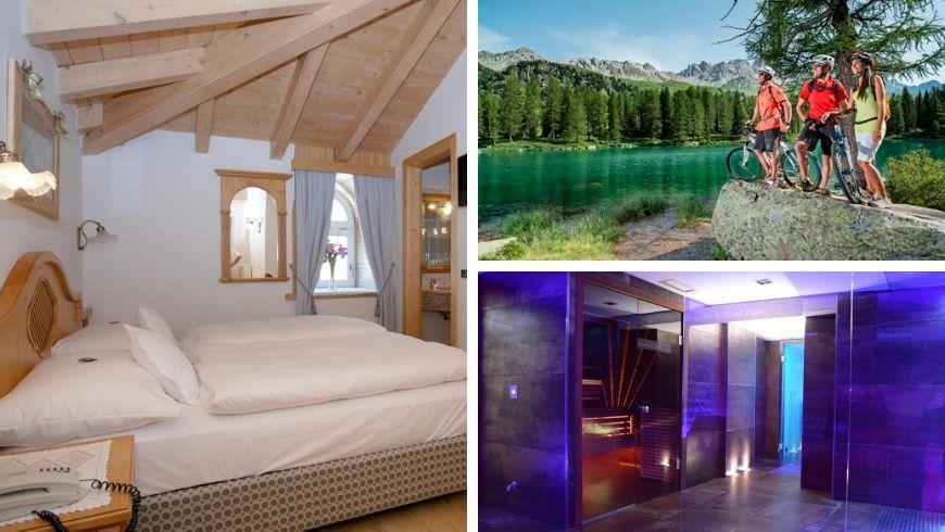hotel central moena nella perla alpina di Moena