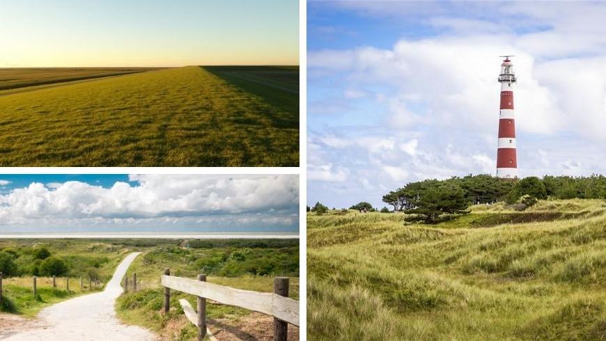 Le più belle località naturalistiche della campagna Olandese dal B&B Vegotel