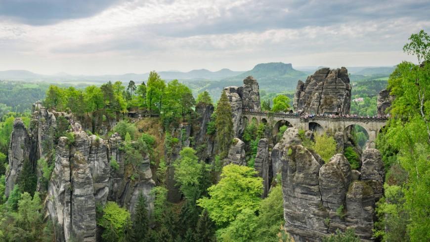 Svizzera Boema, repubblica ceca