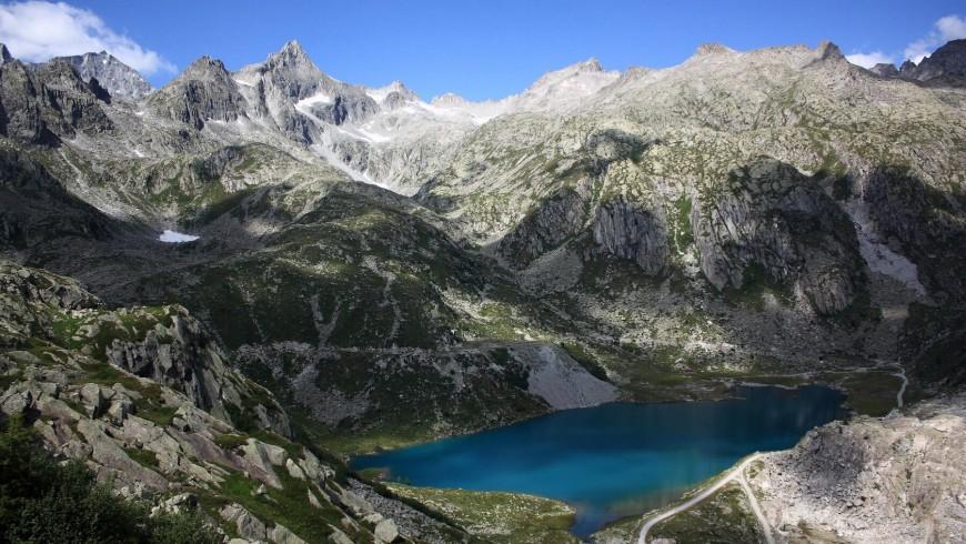 Lago di Cornisello, Parco Adamello Brenta