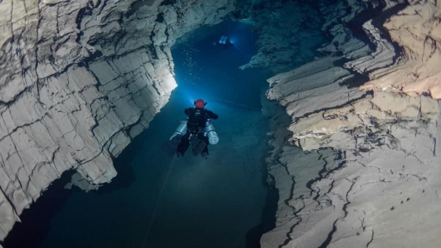 Grotta sotterranea Molnar Janos, in Ungheria