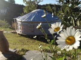 yurta in piemonte, valchiusella