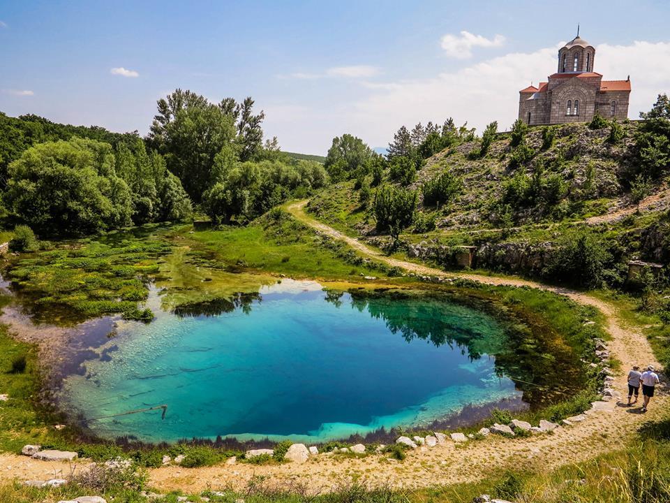 sorgente fiume cettina, croazia