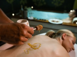 Spa e centro benessere per provare le mille proprietà del miele