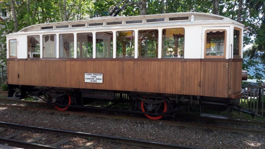 Il trenino a scartamento ridotto del Renon