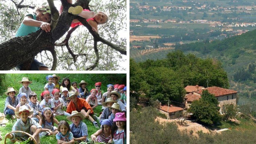 Una vacanza in un agriturismo biologico immerso nel Parco Rurale del Montalbano