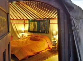 Yurte soul shelter torino
