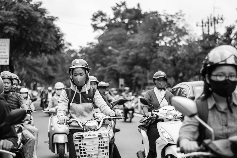 Inquinamento dell'aria in Vietnam