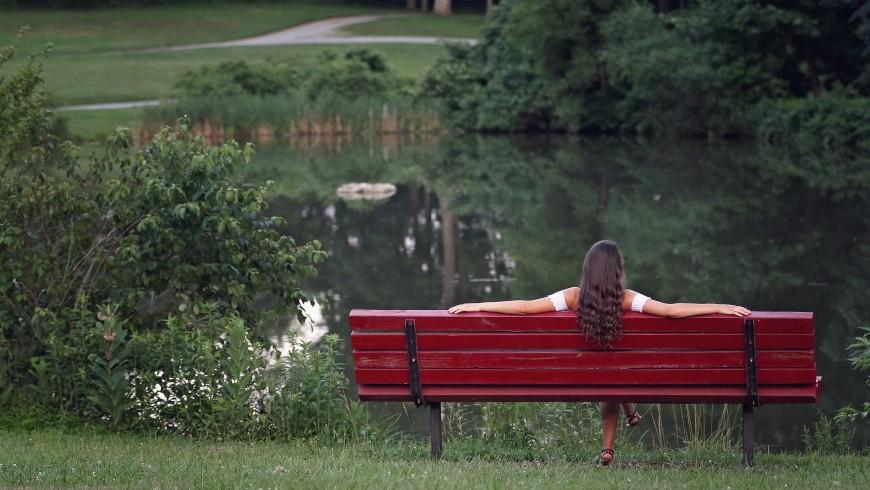 120 minuti dedicati alla natura su una panchina