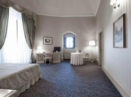 Castello di Chiola, camera