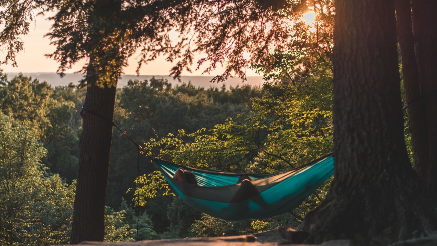 amaca e natura per un vivere in salute