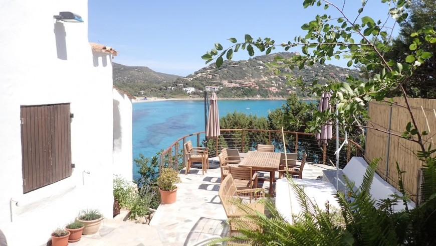 La tua terrazza sul mare della Sardegna