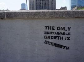 L'unica crescita sostenibile è la decrescita