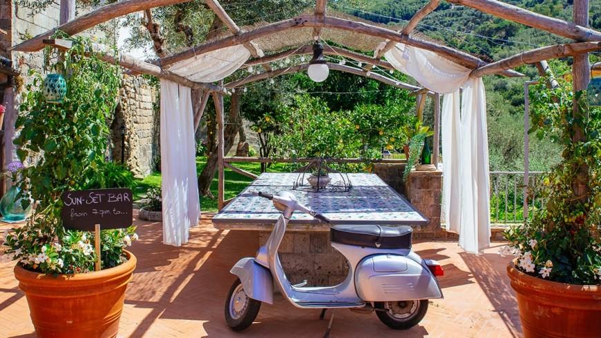 La tua villa a Sorrento