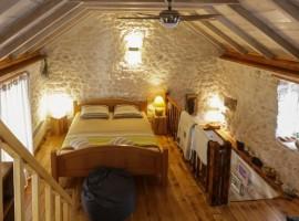 interni della casetta home sweet home