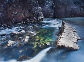Sorgente del fiume umin