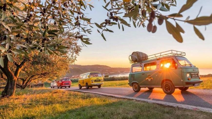 itinerario degli uliveti slovenia