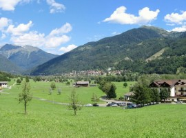 Hotel a Caderzone Terme