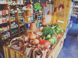 verdura esposta