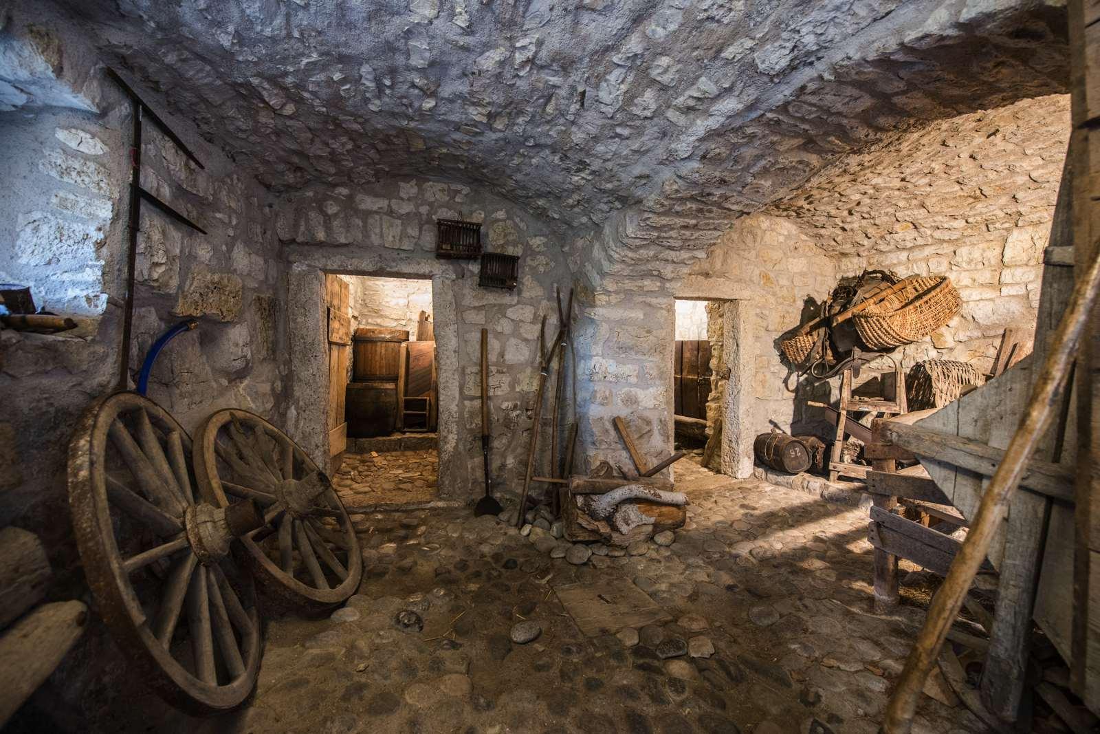 Casa Museo - Haus von Prükk a Luserna, Altipiani Cimbri
