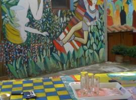 Un ecovillaggio per vacanze creative nel cuore dell'Umbria
