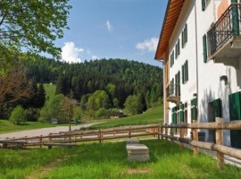 Una vacanza rurale nel Parco Adamello Brenta