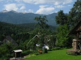 "Agriturismo ""pri Andreju"", vicino alle cascate di Saviica, Slovenia"