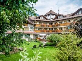 Hotel con centro benessere nel Parco Adamello Brenta