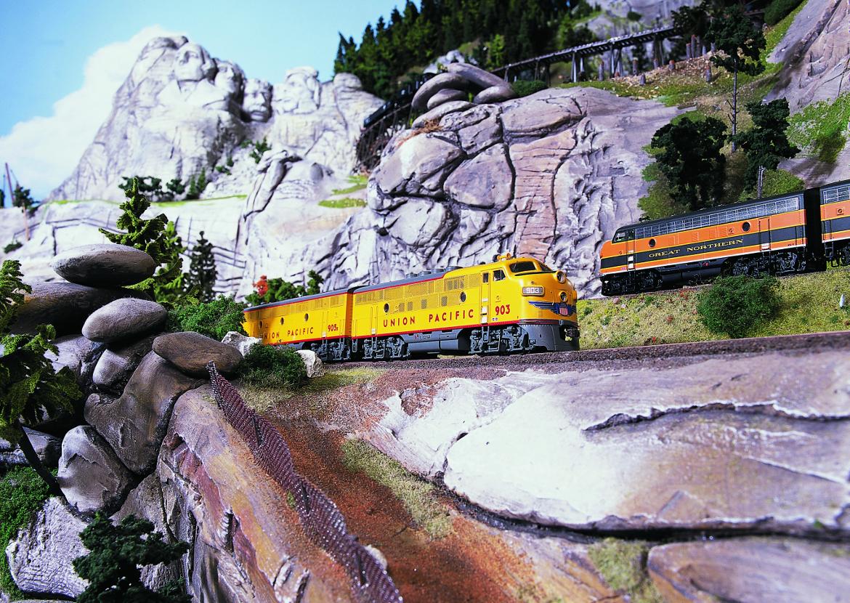 Treni a Miniatur Wunderland
