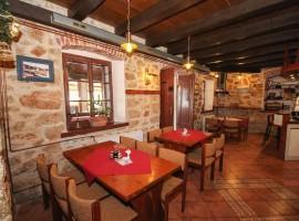 Tavern Boba Murter sala