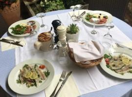Restaurant Cantinetta Skradin cena di pesce