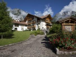 Hotel a conduzione familiare nel Parco Adamello Brenta