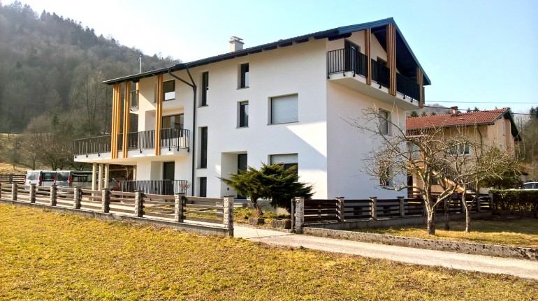 GREEN ALPA VITA, casa vacanze e bnb eco-sostenibile vicino alla cascata di Kozjak in Slovenia