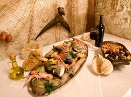 Tavern Bepo Tribunj piatto di pesce