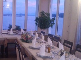 ristorante di pesce Restaurant Luna Tribunj