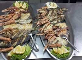 Restaurant Luna Tribunj grigliata di pesce