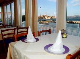 ristorante di pesce Restaurant Marinero Betina
