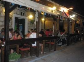ristorante di pesce Tavern Boba Murter