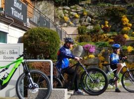 Bike hotel nel Parco Adamello Brenta