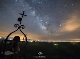 Poggio della Rocca, certificato da Astronomitaly