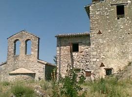 Lo Scoppio, paese fantasma in Umbria