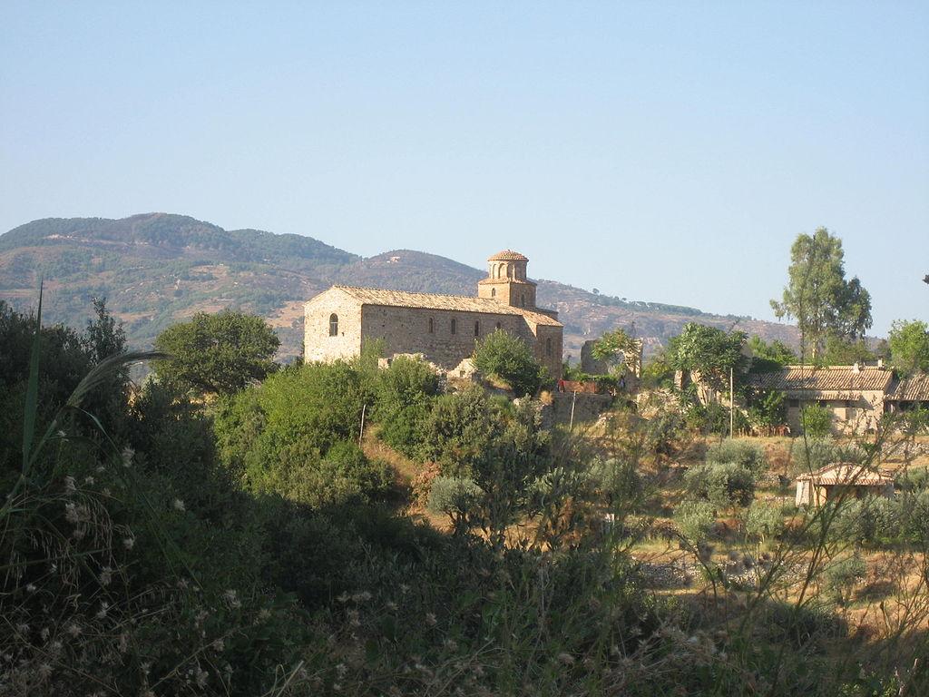 Monastero di Bivongi