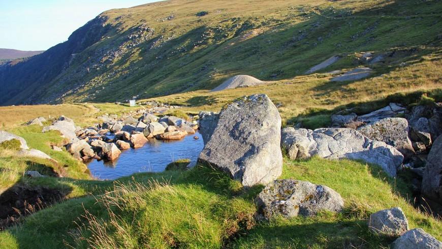 Wicklow Mountains National Park, Irlanda