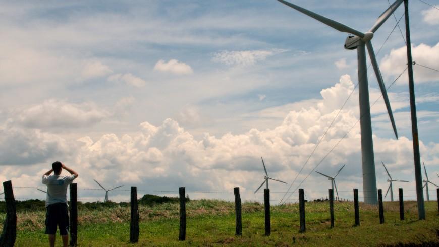 energia eolica in costa rica
