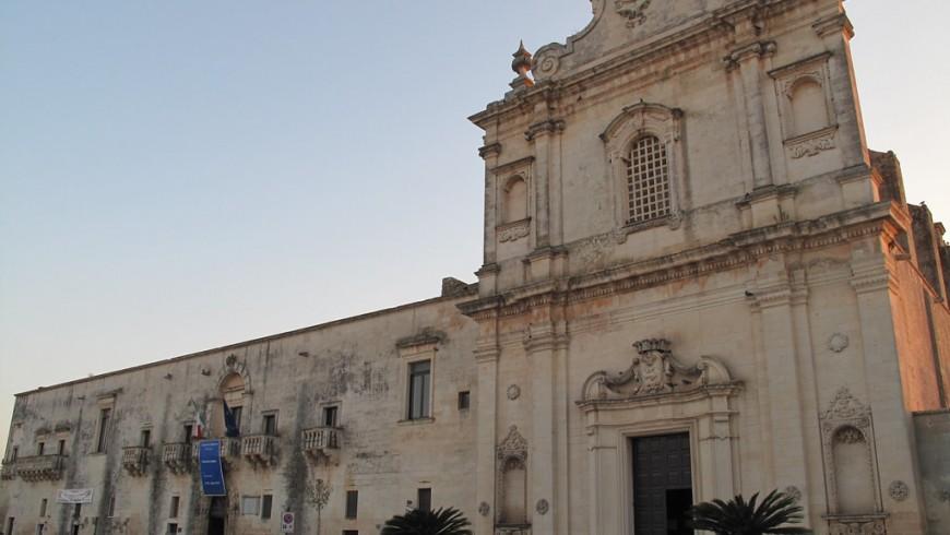 Facciata della Chiesa di Sternatia