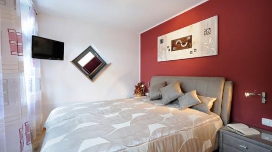 camera dell'hotel eco-sostenibile a Berchtesgaden, Germania